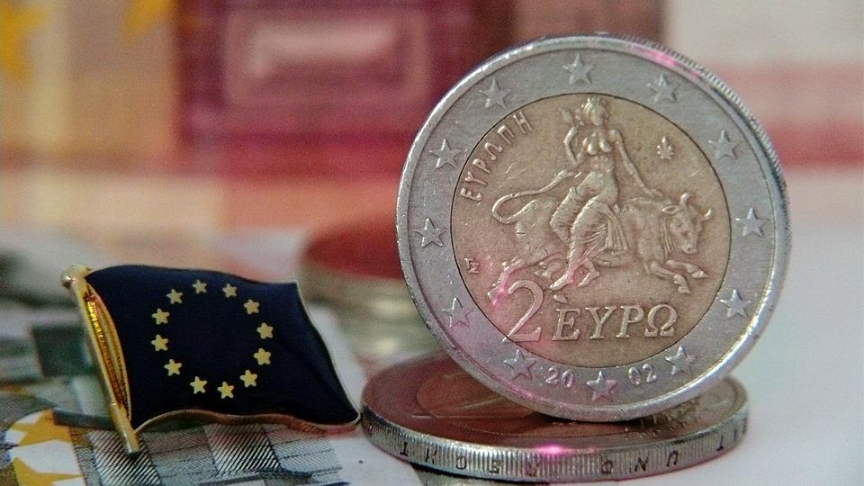 řecká eura
