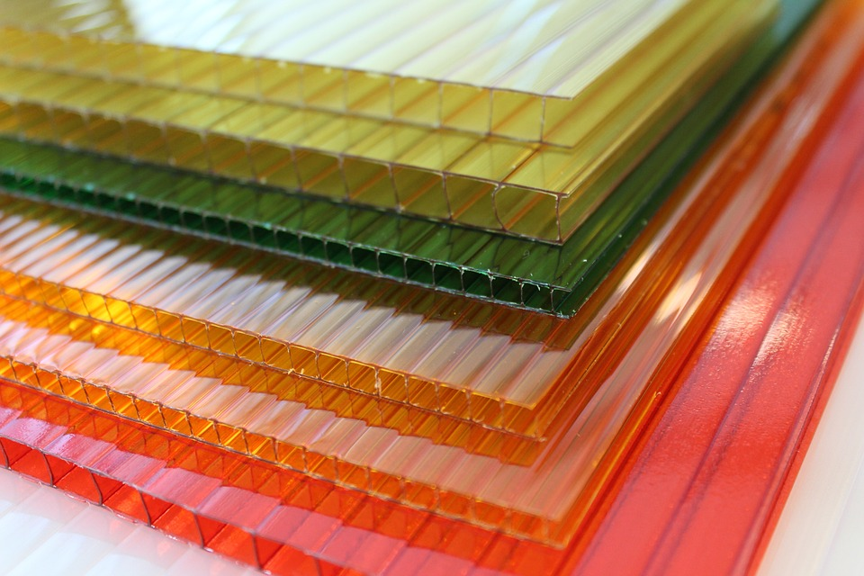 desky polykarbonát
