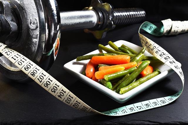 miska zeleniny u čínky